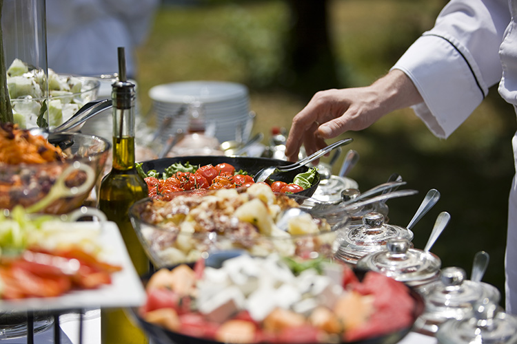 Culinaire catering Amsterdam