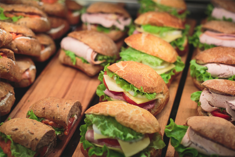 Catering Service Amsterdam